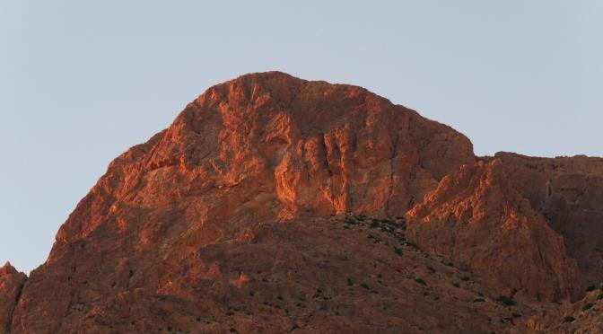 Lejonansiktet i Jebel El Kest