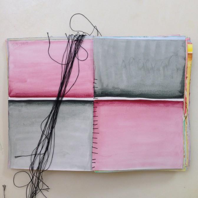 Taiteilijakirja – Päiväkirja