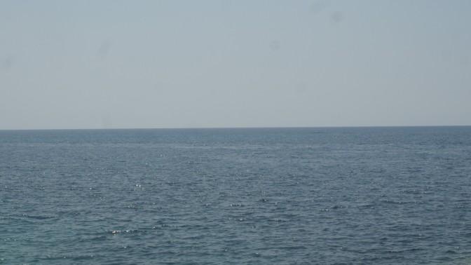 Looking at the Mediterranean Horizon