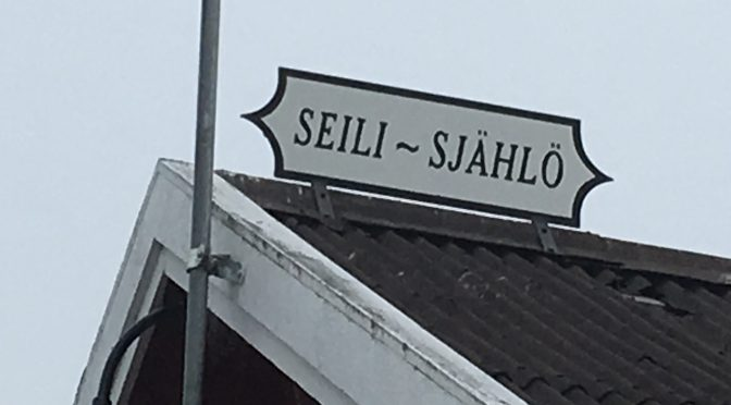 Kaivolla ja Seilin saarella